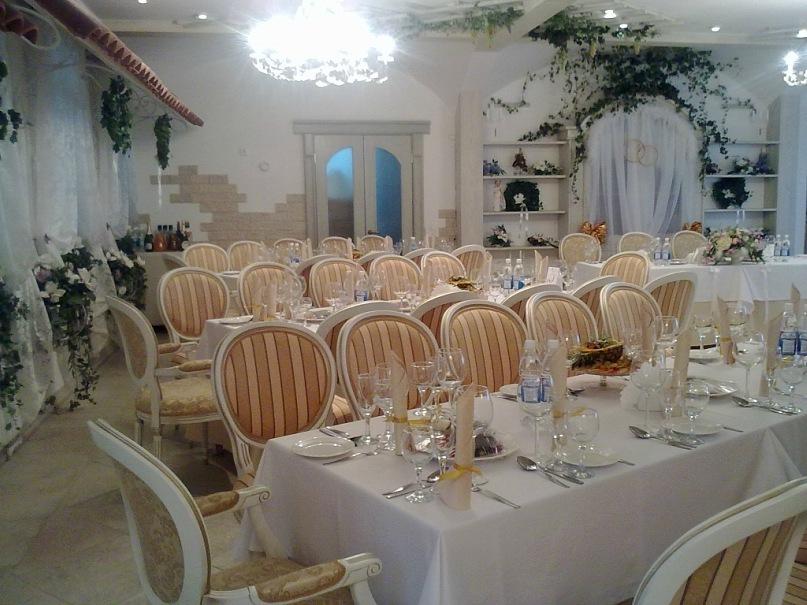 Фото банкетного зала ресторана милан белгород